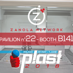 Zanola Network at Plast2018
